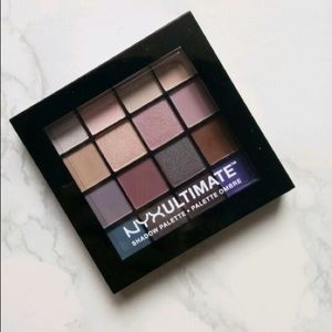 NYX Ultimate Eyeshadow - Cool Neutrals